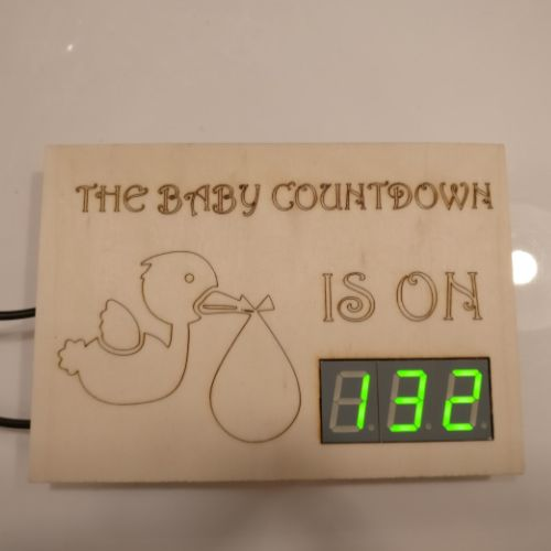 2017: Baby countdown